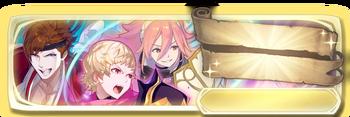 Banner Shiro, Siegbert and Soleil (Special)