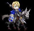 Heroes Dimitri Sprite
