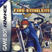 Carátula Fire Emblem Blazing Sword