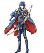 Lucina Glorious Archer Heroes
