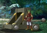 Thomas battle (stonehenge)