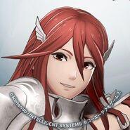 Avatar de Cordelia para Twitter de Fire Emblem Warriors