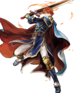Eliwood Legendary Fight