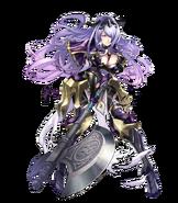 Artwork Camilla con poca vida - Fire Emblem Heroes