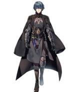 Male Byleth Heroes