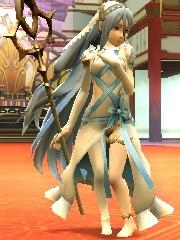 FE14 Songstress (Azura)