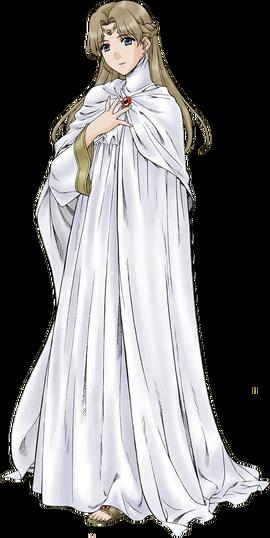 (Berwick Saga) Saphira