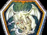 Escudo dragón