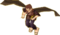 FE9 Ulki Hawk (Untransformed) Sprite