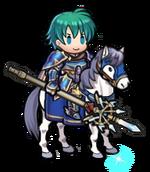 Heroes Ephraim Legendary Sprite
