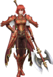 Minerva Render Warrios