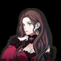 Retrato de Dorothea (5 años después) - Fire Emblem Three Houses