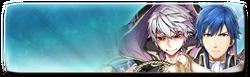 Banner Fallen Robin and Exalt Chrom CC