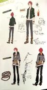 TMS concept of Touma Akagi, 01