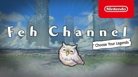 Fire Emblem Heroes - Feh Channel Choose Your Legends