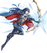 Lucina Glorious Archer Skill