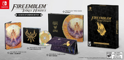 North American Fire Emblem Three Houses Limited Edition bundle