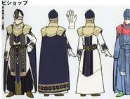 3H Male Bishop concept