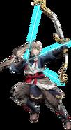 Artwork completo Takumi Fire Emblem Warriors