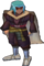 FE9 Nasir White Dragon (Untransformed) Sprite