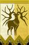 Golden Deer Banner