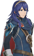 Lucina Portrait Warriors