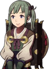Midoriko portrait