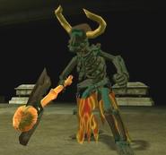 Titan combat