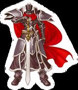 Brawl Sticker The Black Knight