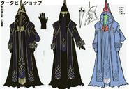 3H Dark Bishop concept