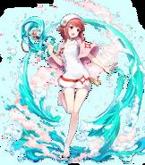Sakura Hot-Spring Healer Skill