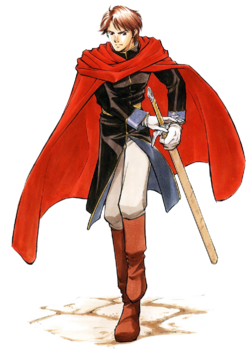 FE5 Fred Artwork