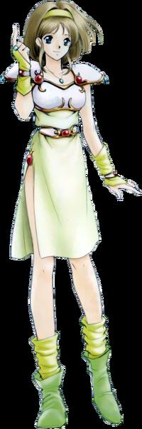 Linda (FE Treasure)