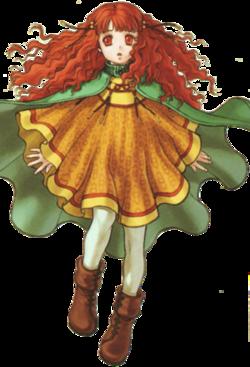 Fire Emblem 10 Yune