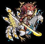 Heroes Ryoma Sprite (Kinshi Knight)