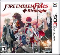 Fire Emblem Fates - Birthright