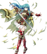 Eirika Damaged