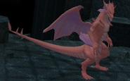 FE10 Red Dragon (Transformed) -Ena-
