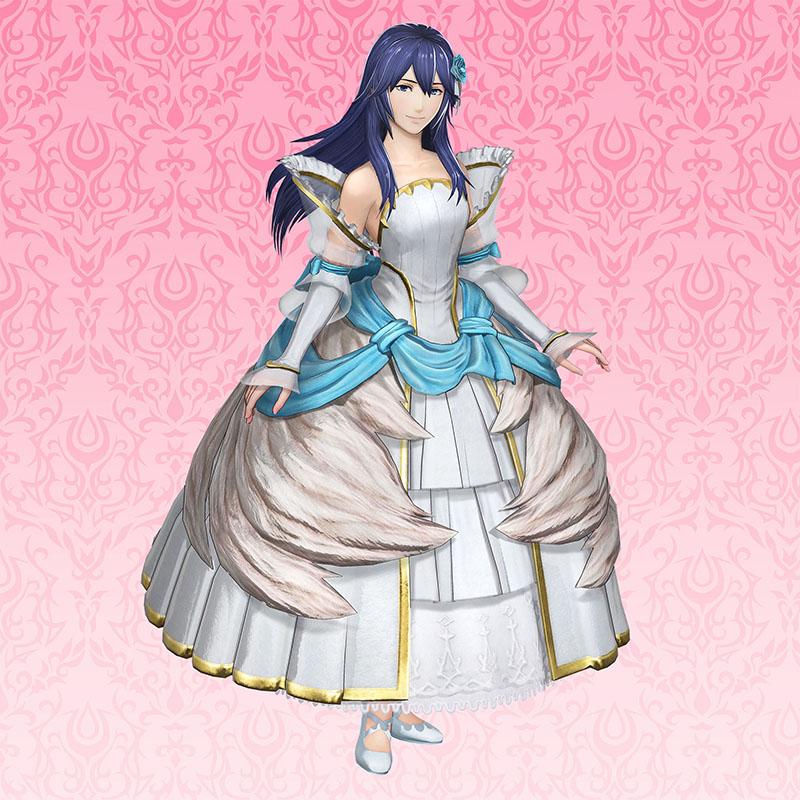 Imagen - Traje de boda de Lucina exclusivo de DLC - Fire Emblem ...