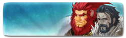 Banner Caineghis and Exsanguinator Gustav CC