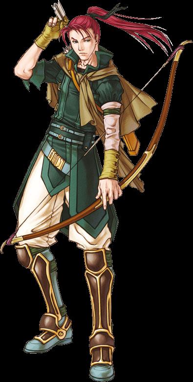 Shinon | Fire Emblem Wiki | Fandom