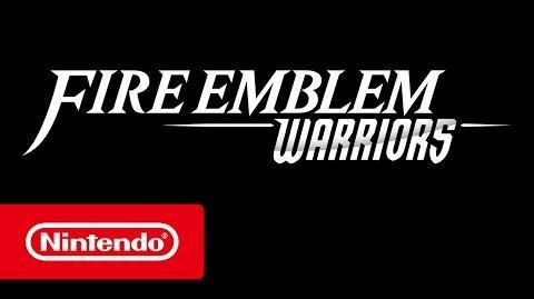 Fire Emblem Warriors - Tráiler de Nintendo Switch
