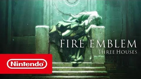 YonedgeHp/Fire Emblem Three Houses, la nueva entrega para Switch