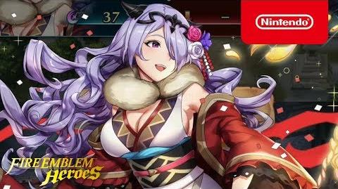 Fire Emblem Heroes - Special Heroes (Happy New Year!)