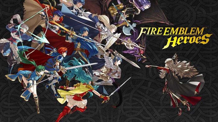 Fire emblem heroes mobile
