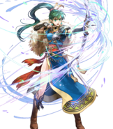 Lyn (Legendary Heroes) Skill