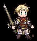 Heroes Owain Sprite