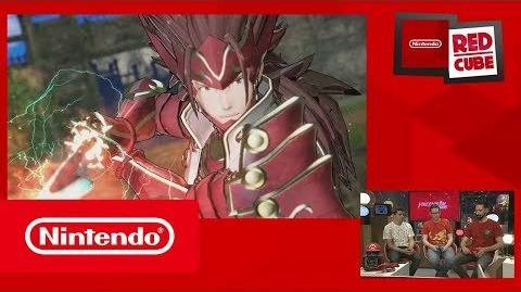 Sesión de juego de Fire Emblem Warriors - gamescom 2017 (Nintendo Switch)