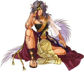 Nailah Artwork (FE10)