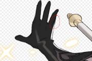 Elise has 5 fingers